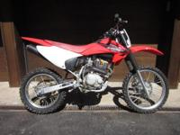 2005 Honda CRF 150 F - Excellent Condition - Looks and
