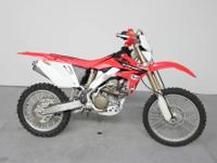 2005 HONDA CRF250X-WOODS BIKE ENJOY THE WOODS WITH THIS