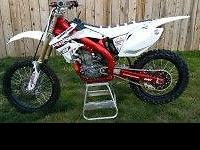 I have a completely rebuilt 05 Honda CRF 450R. Every