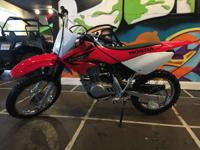 2005 Honda CRF80F 2005 CRF80F When your youngsters are