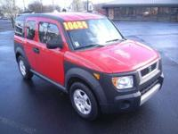 2005 Honda Element 4x4 EX w/Side Airbags EX Our