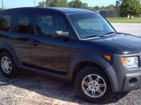 I'm selling this Honda Element for $9,995 or best