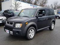 Recent Arrival! AWD. Clean CARFAX. 2005 Honda Element