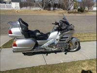 2005 Honda Goldwing GL1800. 2005 Honda Goldwing 30