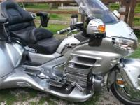 2005 Honda GL18005 Goldwing Trike. 2005 Honda Goldwing