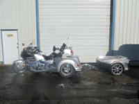 2005 Honda Gold Wing 1800 2005 Honda Goldwing Trike