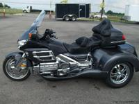 2005 HONDA GOLDWING ROADSMITH TRIKE 15K miles ~ one