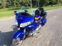 2005 Honda Goldwing 30th Anniversary Edition, Electric