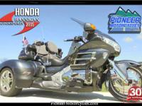 2005 Honda Hannigan GL1800 GOldwing Trike IRS 2005