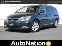 2005 Honda Odyssey Our Location is: AutoNation Honda