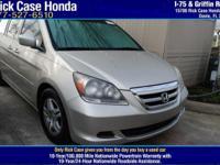 Options:  2005 Honda Odyssey Ex|/|V6 3.5L Automatic|0