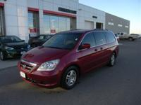 Exterior Color: red, Body: Minivan, Engine: 3.5L V6 24V