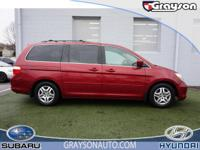 CARFAX 1-Owner. 3rd Row Seat, Sunroof, Heated Leather