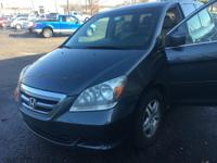 Check out this gently-used 2005 Honda Odyssey we