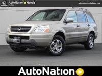 2005 Honda Pilot Our Location is: AutoNation Honda