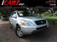 Our '05 Pilot is the Honda of SUVs, practical,