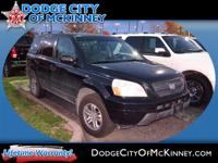 Load your family into the 2005 Honda Pilot! A great