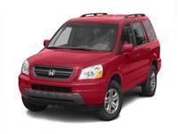 Options:  2005 Honda Pilot Ex-L|4 Wheel Drive Never Get