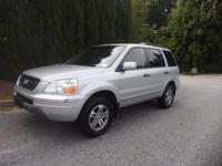 We are excited to offer this 2005 Honda Pilot. Drive