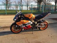 2005 Honda Repsol CBR 1000RR 1000 RR Sport Race Bike