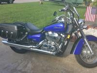 Like New! 2005 Honda Shadow Aero 750. Single owner,
