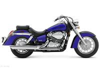 Motorcycles Cruiser 7099 PSN . 2005 Honda Shadow Aero