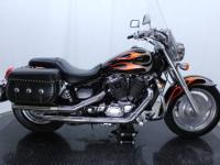 2005 Honda Shadow Sabre 1100 (VT1100C2) Its