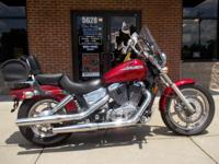 Motorcycles Cruiser 1514 PSN . 2005 Honda Shadow Spirit