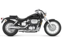 With a massive 745 cc V-twin engine thrilling looks and