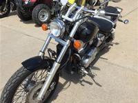 2005 Honda Shadow Spirit 750 (VT750DC) Nice cruiser