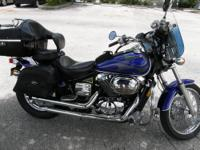 2005 Honda 750 Shadow Spirit for Sale or Trade for