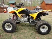 2005 400EX Quad with reverse that was adult owned and