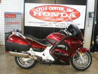 2005 Honda ST1300 1 Owner - Must See Honda's ST1300 has