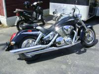 Motorcycles Cruiser 6774 PSN . A massive 1300cc engine