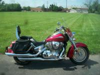 2005 Honda VTX 1300R LOADED AND CLEAN!!! FINANCING IS