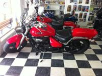 We have a 2005 Honda VTX1300C for sale. This bike has