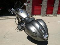 2005 Honda VTX 1800R Spec 3, Metallic Brown,5200 miles,