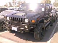 Options:  2005 Hummer H2 Adventure Series||Vin: