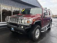 Clean CARFAX. 2005 Hummer 4WD H2 4-Speed Automatic HD
