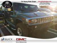 Options:  2005 Hummer H2 Base| |Standard Ride