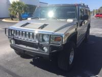 This 2005 HUMMER H2 SUV is proudly offered by Bay