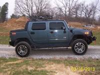 2005 HUMMER H2 SUT, LUXURY EDITION.113,000 MI.6.0LTR