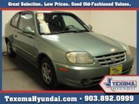 Contact Texoma Hyundai today for information on dozens