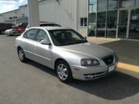 2005 Hyundai Elantra 4dr Car GLS Our Location is: