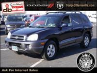 Options:  2005 Hyundai Santa Fe 4Dr Gls 4Wd 3.5L Auto|4