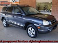 2005 Hyundai Santa Fe SUV Pre-Owned. This is a great