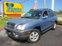 2005 Hyundai Santa Fe available at Jumbo Auto &