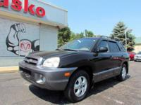 Just in! 2005 Hyundai Santa Fe with only 41K