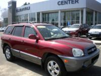 This 2005 Santa Fe GLS has less than 83k miles!!! Hurry
