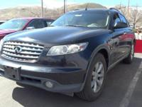 Come see this 2005 INFINITI FX35 . Its Automatic